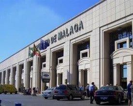 aeropuerto parking malaga