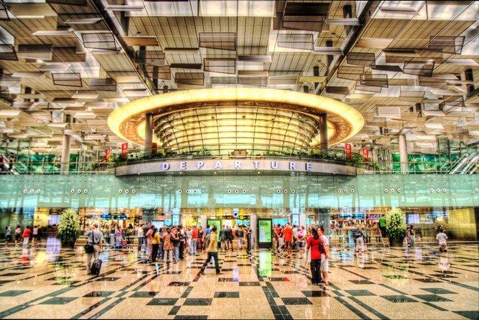 Los mejores aeropuertos del mundo en 2017