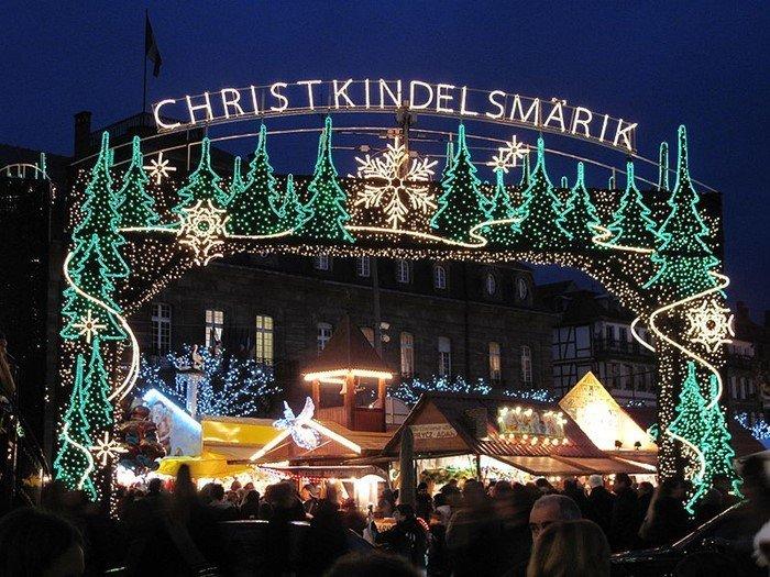 Mercados de navidad en Centroeuropa