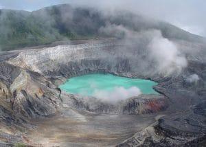 volcan, costarrica, turismo, viaje, poas, costa, rica