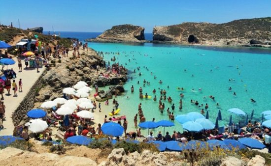 Playas en Malta