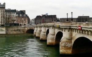 Los puentes mas bonitos de Paris