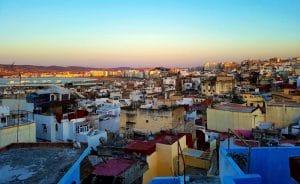 Tanger - Rif- Mediterraneo. Marruecos