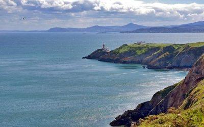 Los tres mejores acantilados en Irlanda