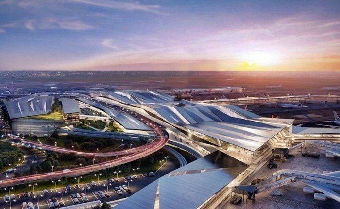 ¿Cómo serán los aeropuertos del futuro?