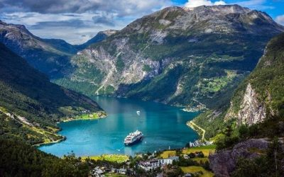 Los cuatro fiordos mas bonitos de Noruega